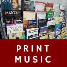 Print Music Category Image