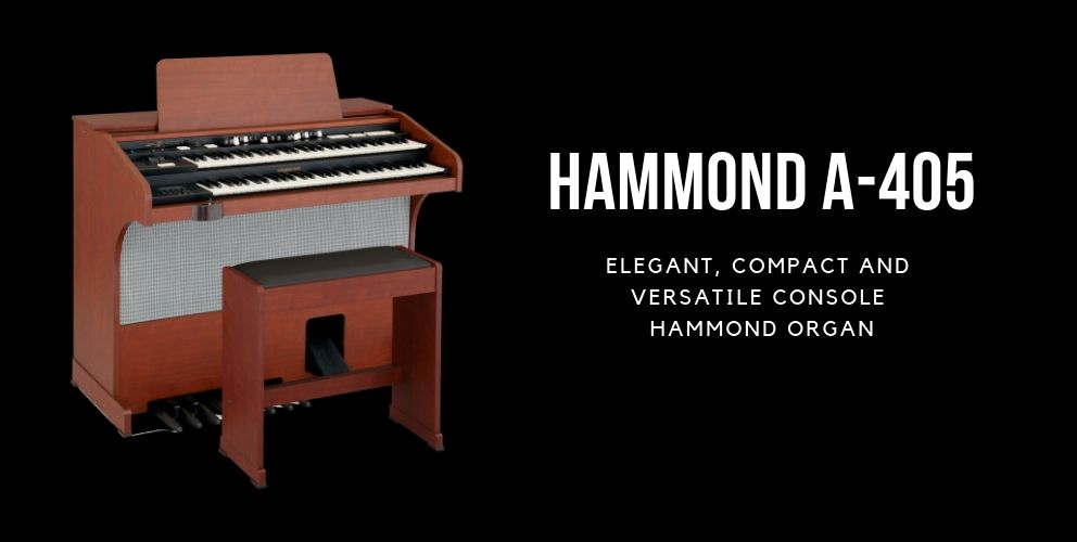 The Hammond A405