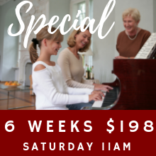 Piano Lesson Offer 1, 11:00am - Image